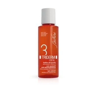 BioNike  Triderm Len'Oil Itch Reliever 100ml Renksiz